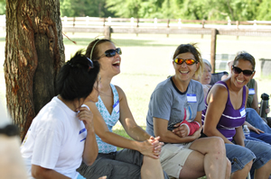 Hope-Thru-Horses Women's Leadership Retreats